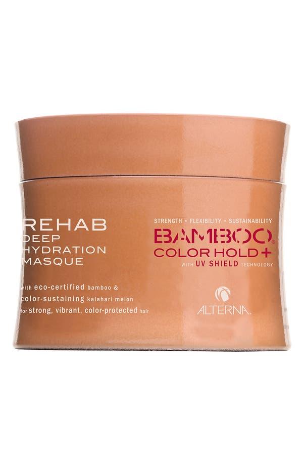 Main Image - ALTERNA® 'Bamboo Color Hold+' Rehab Deep Hydration Masque