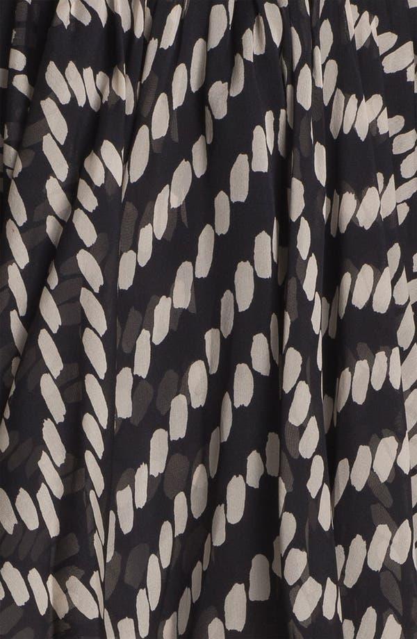 Alternate Image 3  - Milly Silk Circle Miniskirt