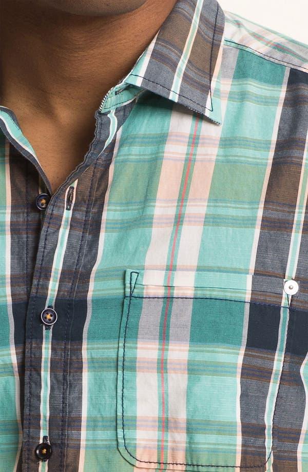 Alternate Image 3  - Tommy Bahama Denim 'Pescadero Plaid' Sport Shirt