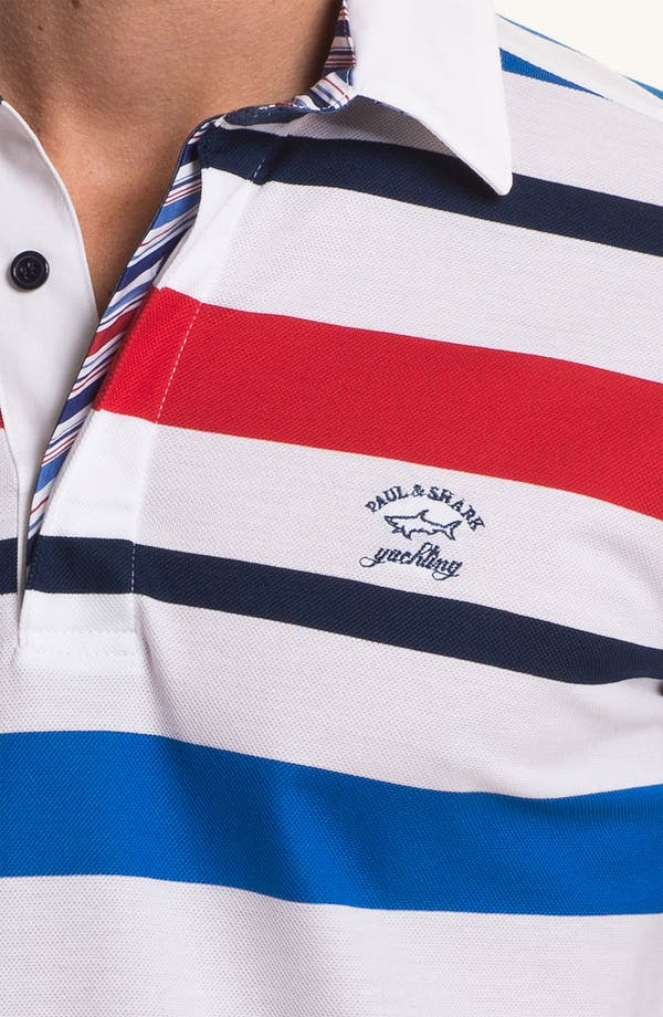 Alternate Image 3  - Paul & Shark Classic Fit Polo