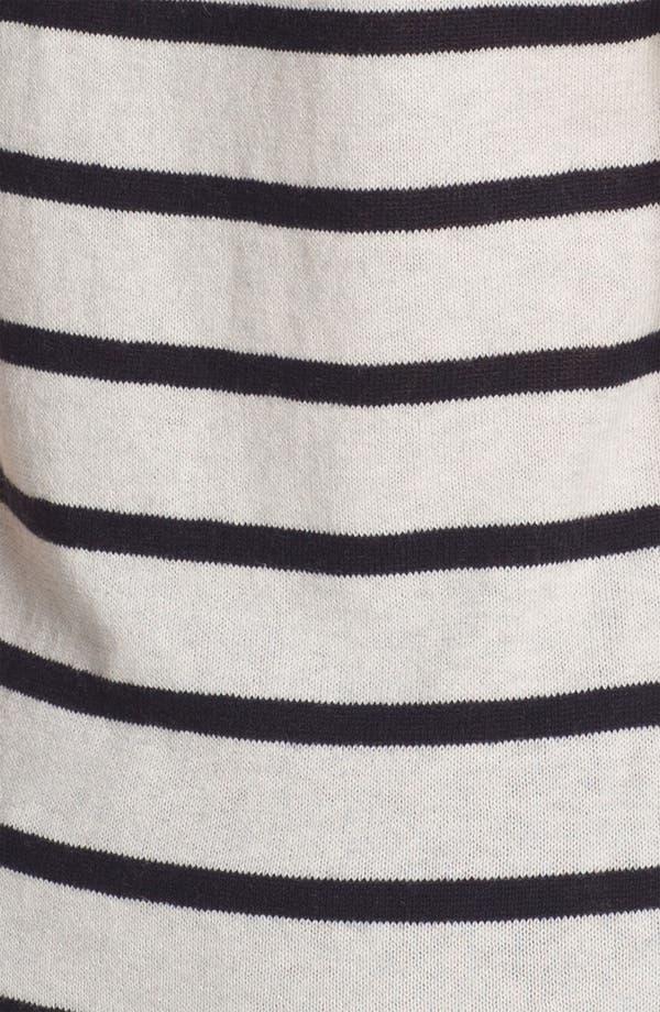 Alternate Image 3  - Press Scoop Neck Stripe Sweater