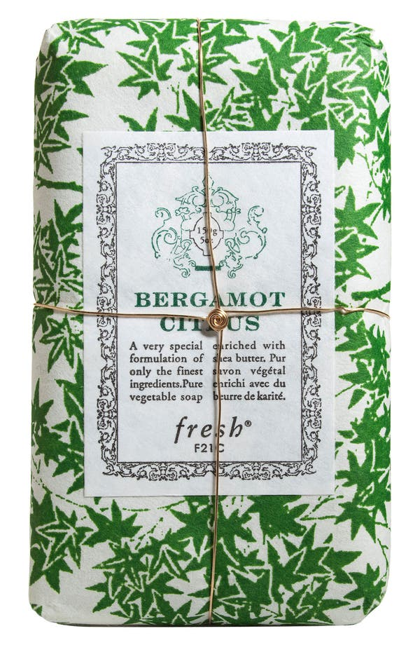 FRESH® Bergamot Citrus Petit Soap