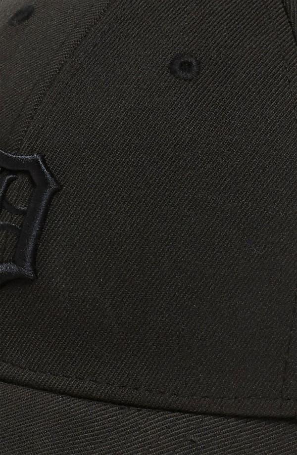 Alternate Image 3  - New Era Cap 'Detroit Tigers - Tonal Classic' Fitted Baseball Cap