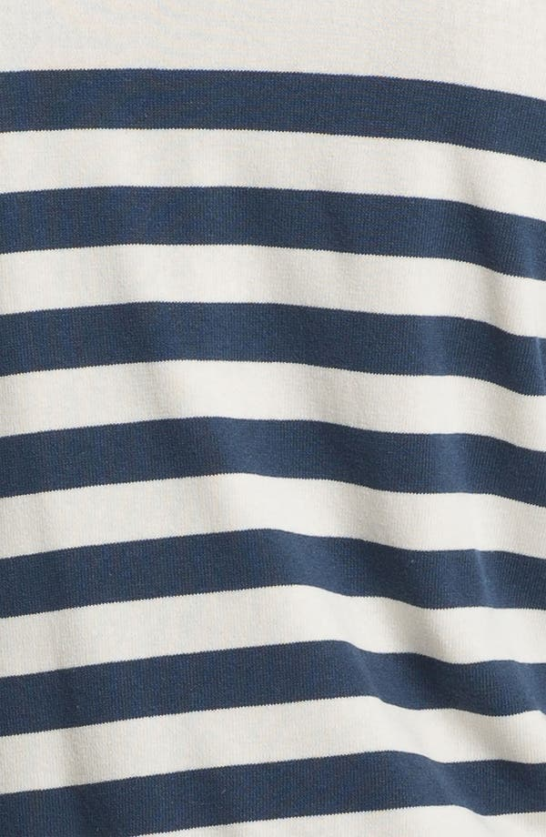 Alternate Image 3  - Topman Stripe Sweater