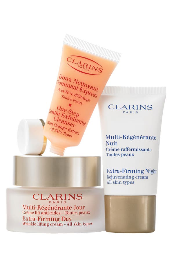 Alternate Image 1 Selected - Clarins 'Skin Solutions - Extra-Firming' Set ($114 Value)