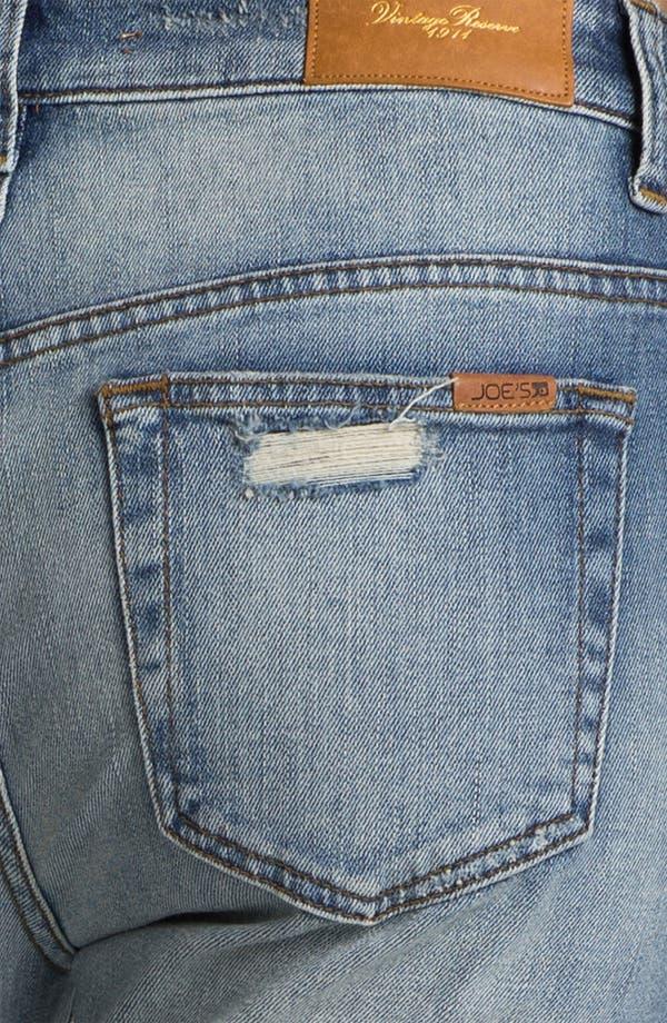 Alternate Image 3  - Joe's 'High Water' Slouchy Skinny Crop Jeans (Nyore)