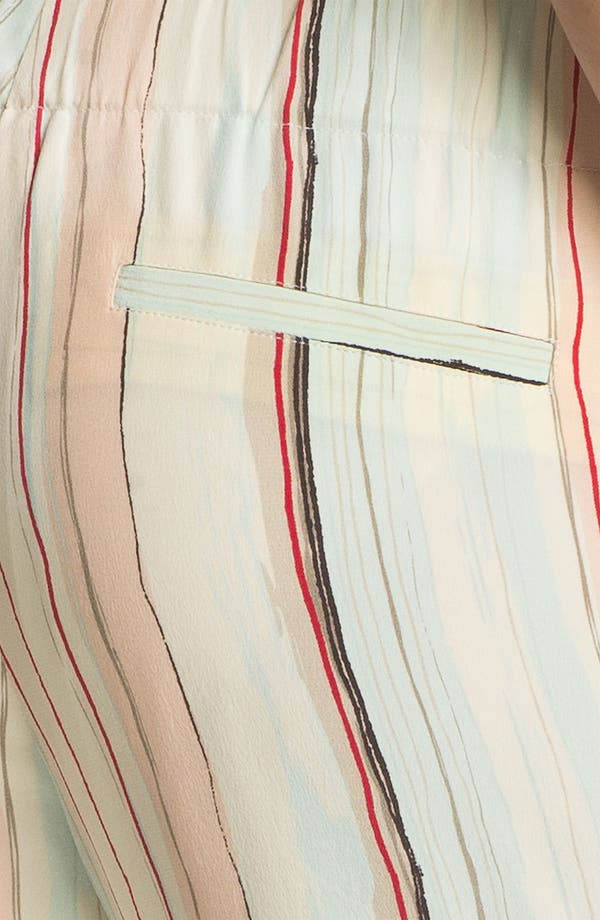 Alternate Image 3  - Rachel Zoe 'Mona' Multi Stripe Silk Pants