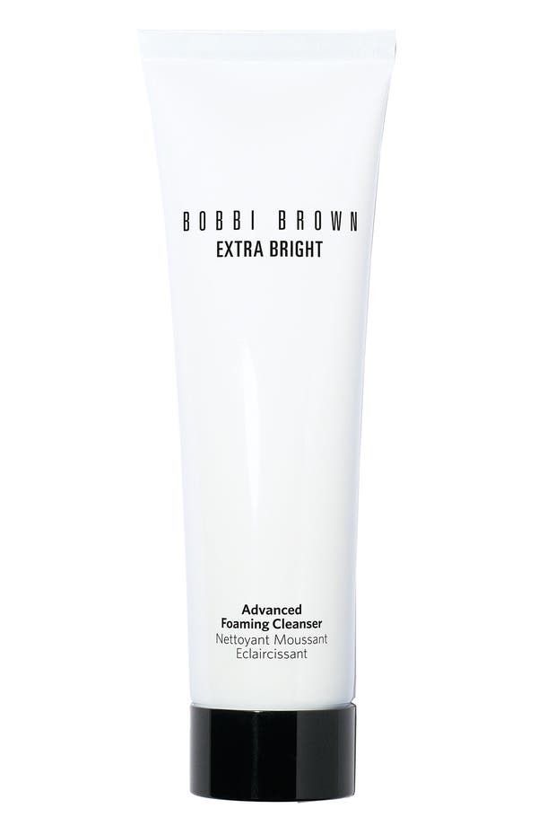 Alternate Image 1 Selected - Bobbi Brown 'Extra Bright' Advanced Foaming Cleanser