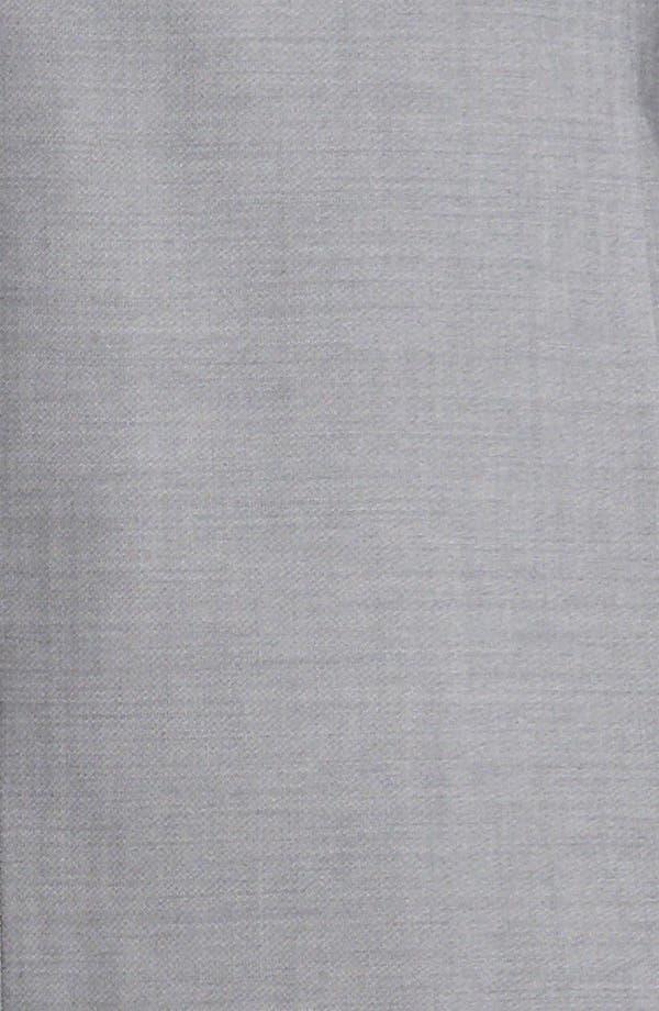 Alternate Image 6  - Armani Collezioni 'Giorgio' Trim Fit Suit