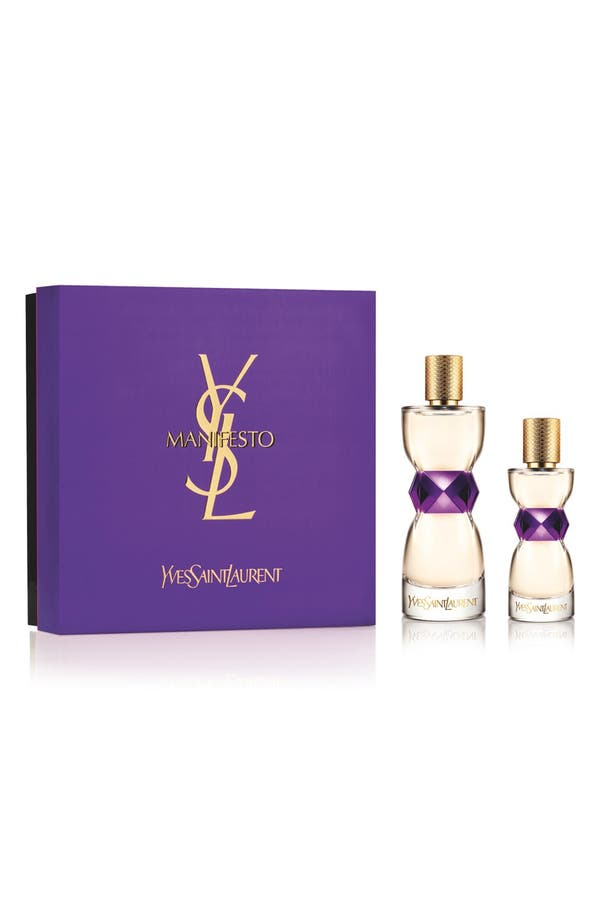 Alternate Image 2  - Yves Saint Laurent 'Manifesto' Gift Set