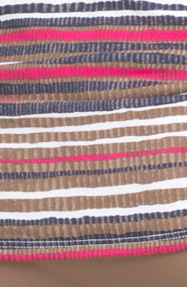 "Alternate Image 5  - Tommy Bahama ""Sea Schooner' Shirred Skirted Bikini Bottoms"