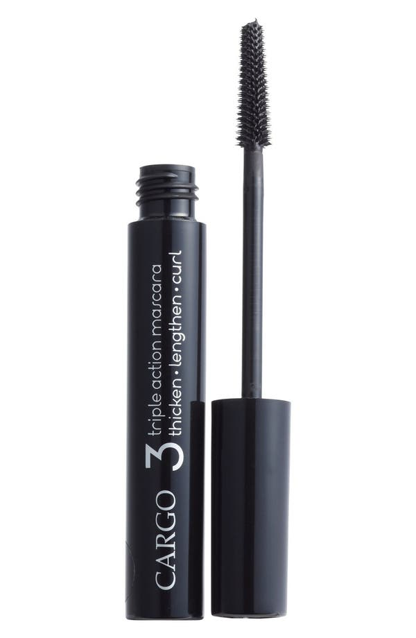 Main Image - CARGO '3 Triple Action' Mascara