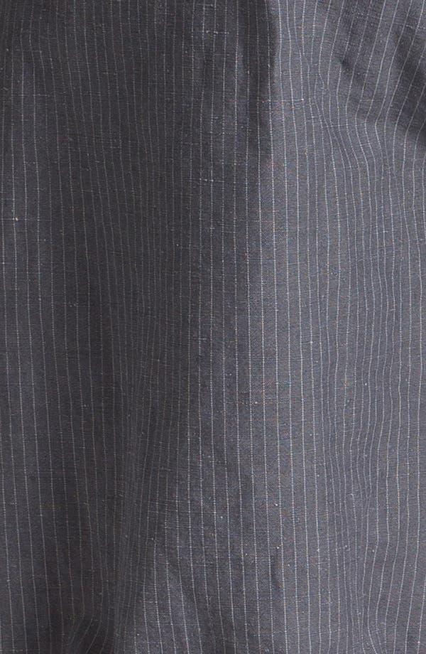 Alternate Image 3  - W.R.K 'Gibson' Linen Blend Shorts