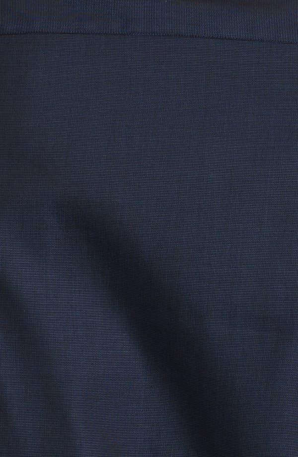Alternate Image 3  - Armani Collezioni Piqué Cotton Sport Shirt