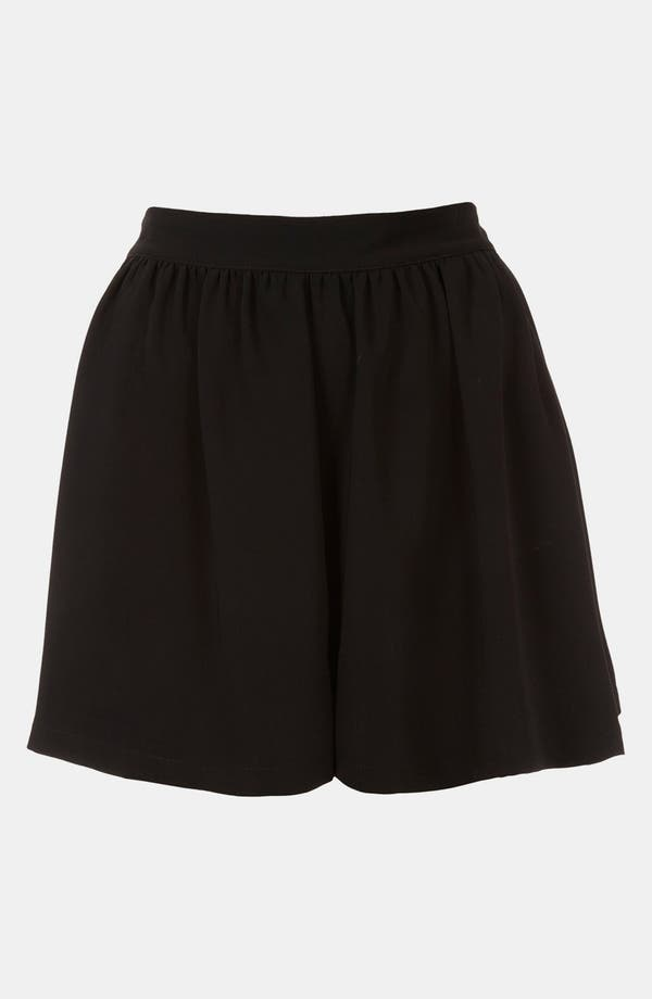 Main Image - Topshop Culotte Shorts