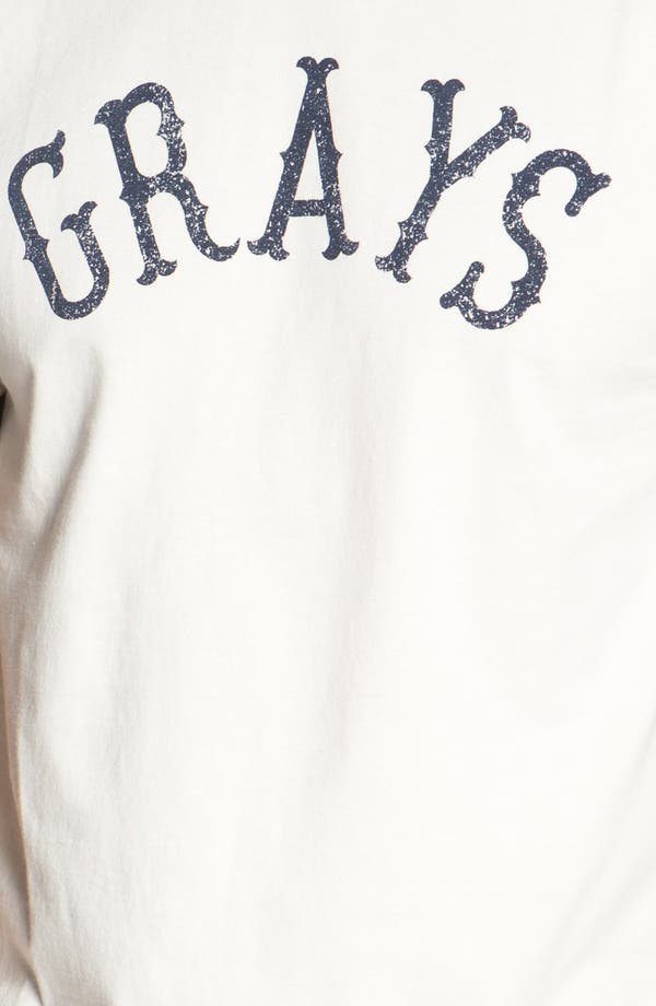 Alternate Image 3  - Red Jacket 'Homestead Grays - Remote Control' T-Shirt