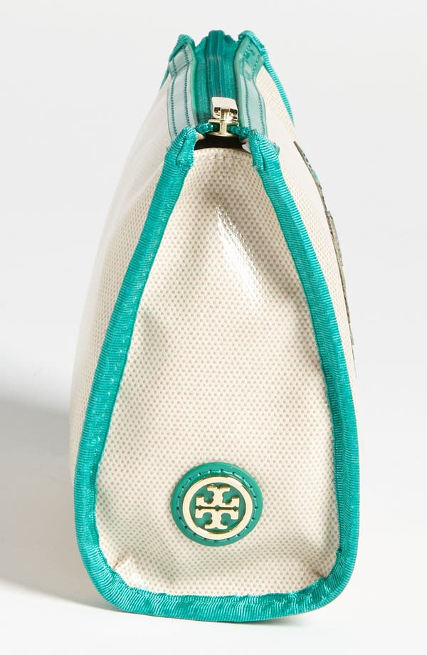 Alternate Image 2  - Tory Burch 'Flamingo - Taryn' Cosmetics Case