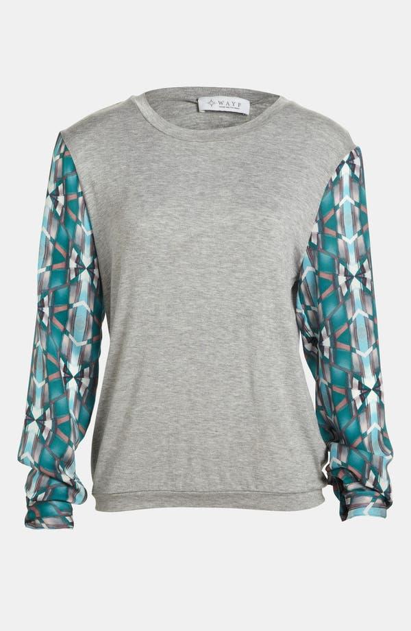 Main Image - WAYF Knit Pullover