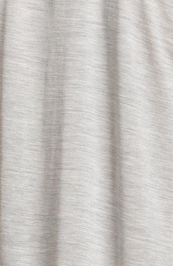 Alternate Image 3  - Eileen Fisher V-Neck Silk Blend Jersey Tank (Regular & Petite)