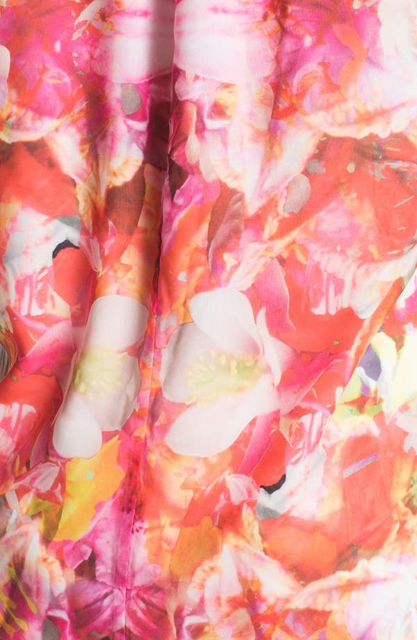 Alternate Image 3  - Vince Camuto 'Corsage Floral' Sleeveless Blouse