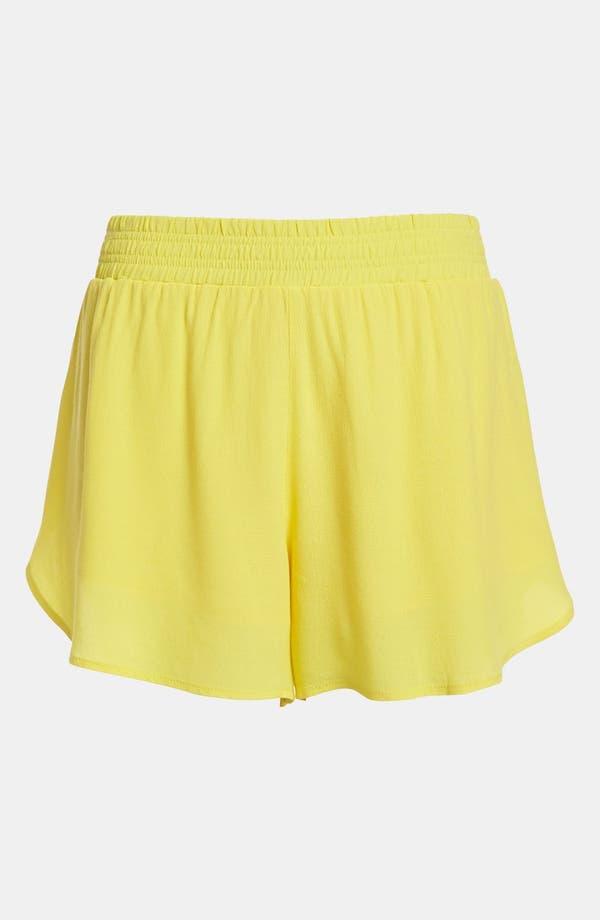 Alternate Image 1 Selected - BB Dakota Tap Shorts