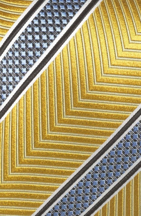 Alternate Image 2  - Ermenegildo Zegna Woven Silk Blend Tie