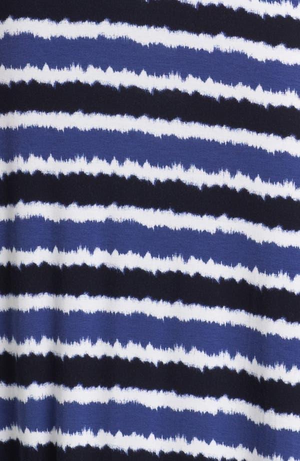 Alternate Image 3  - MICHAEL Michael Kors Crewneck Maxi Dress (Petite)