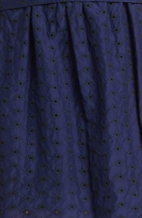 Alternate Image 3  - MARC BY MARC JACOBS 'Rosie' Cotton & Silk A-Line Dress