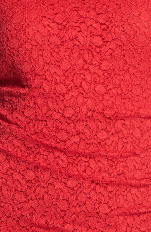 Alternate Image 3  - Vince Camuto Lace Top