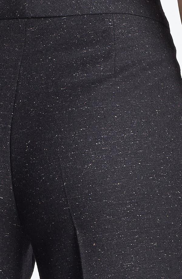 Alternate Image 6  - Santorelli 'Mara' Tweed Trousers
