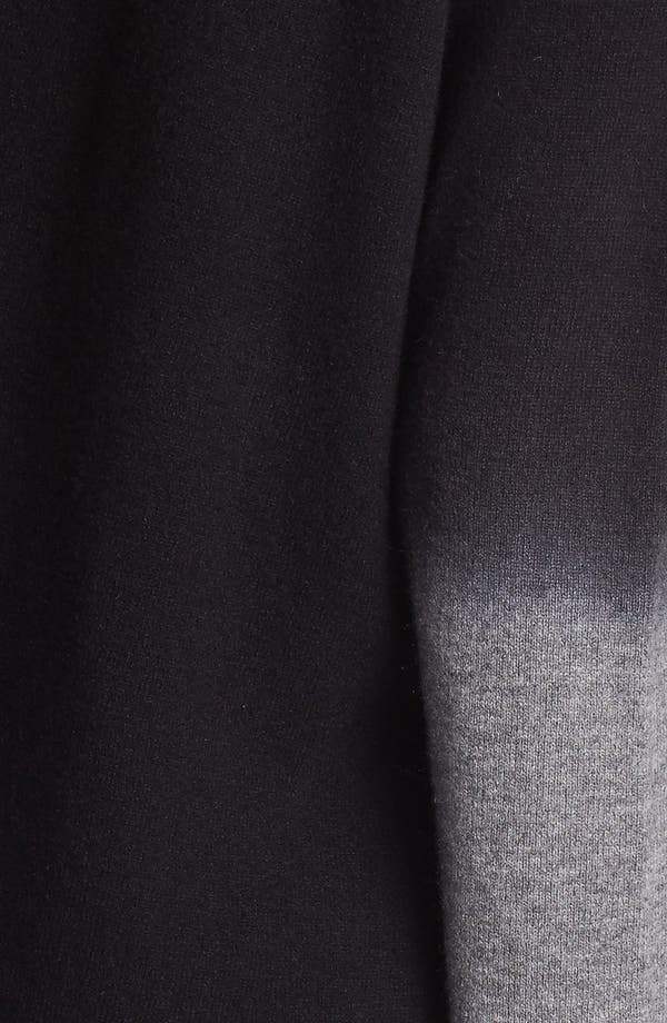 Alternate Image 3  - Vince V-Neck Crop Sweater