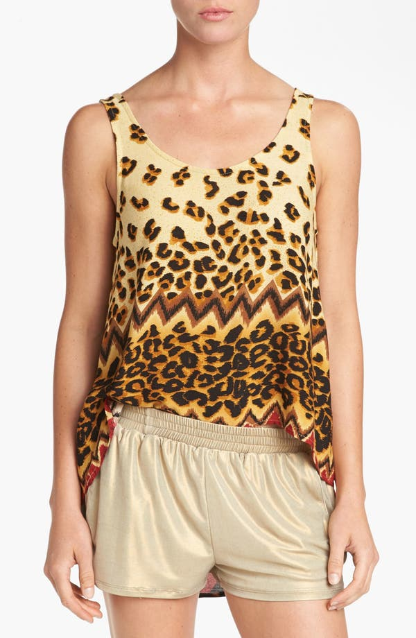 Alternate Image 1 Selected - MINKPINK 'Wild Thing' Flared Tank