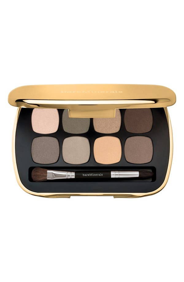Alternate Image 1 Selected - bareMinerals® 'Ready 8.0 - The Power Neutrals' Eyeshadow
