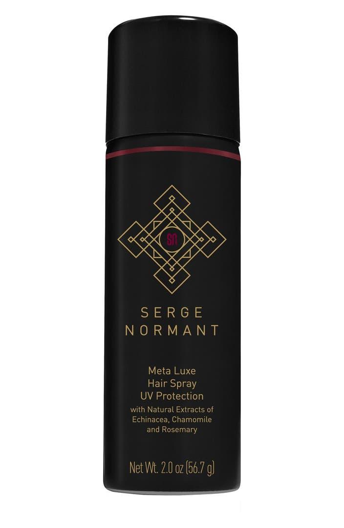 Serge normant 39 meta luxe 39 mini hairspray nordstrom - Alternative uses of hairspray ...