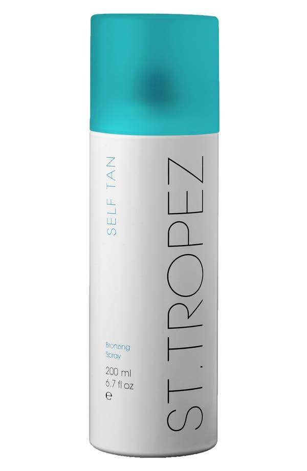 Alternate Image 1 Selected - St. Tropez Self Tan Bronzing Spray