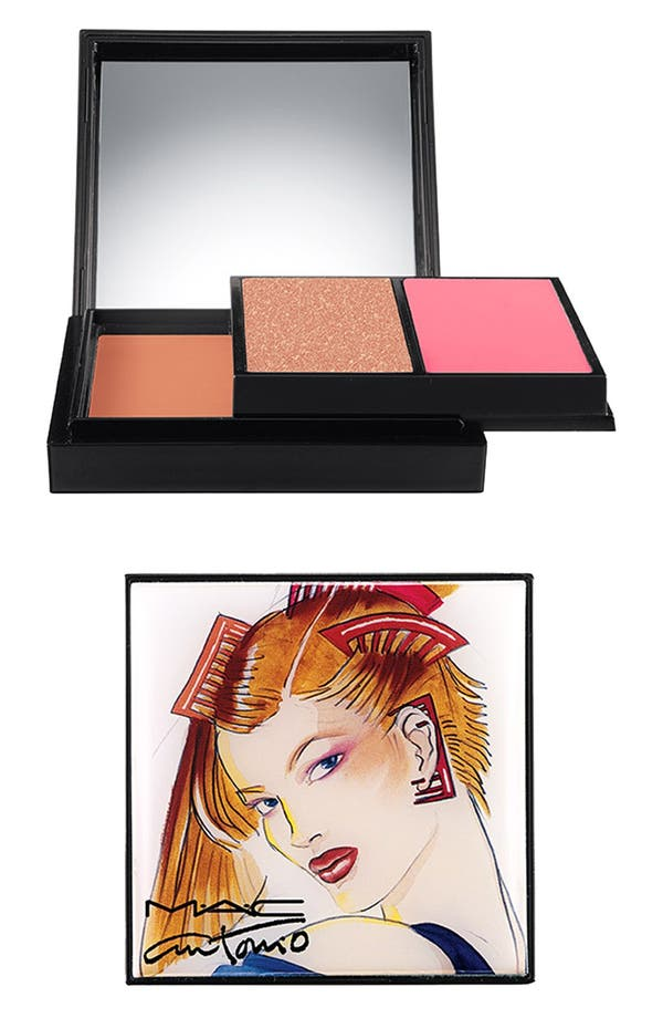Alternate Image 1 Selected - Antonio Lopez for M·A·C 'Pink' Face Palette (Limited Edition)