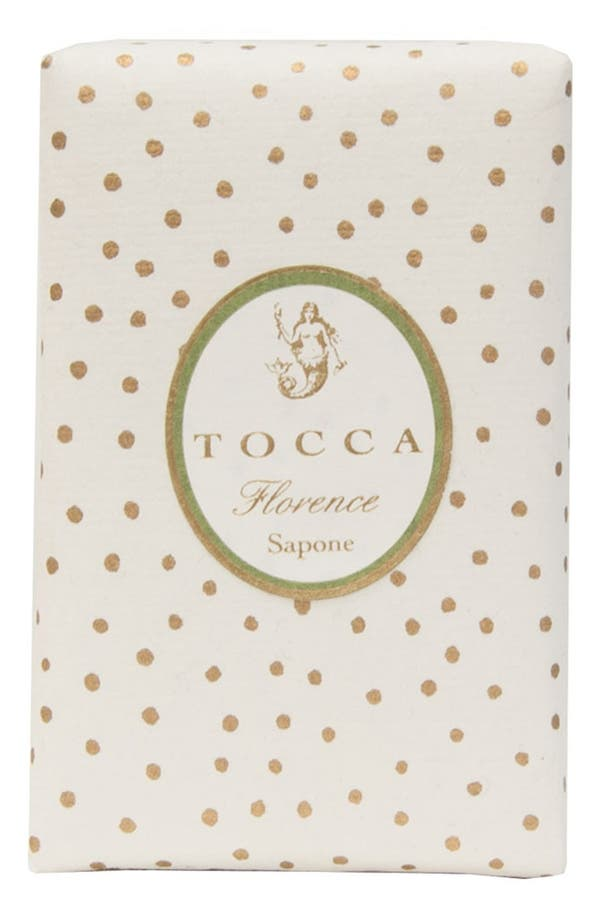 Alternate Image 1 Selected - TOCCA 'Florence Sapone' Bar Soap