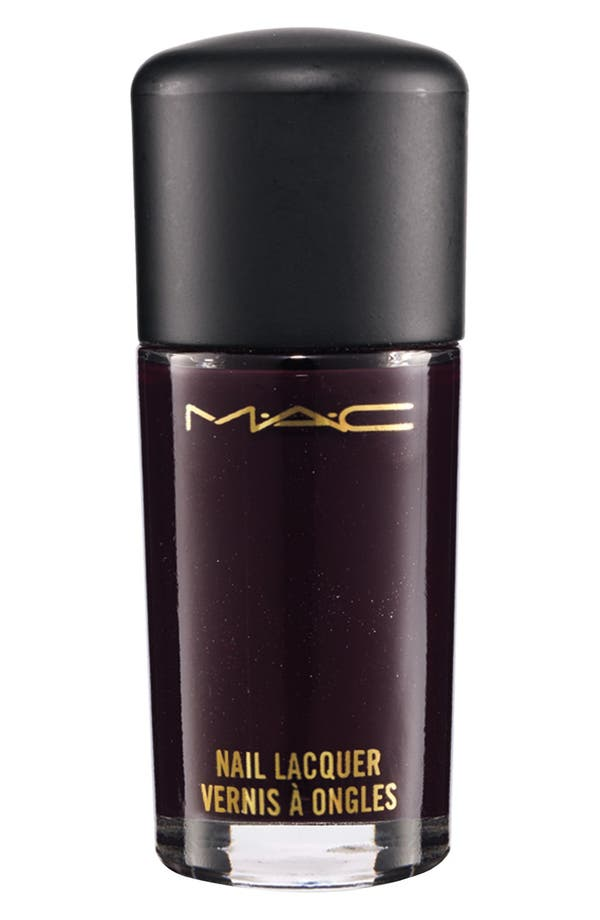 Alternate Image 1 Selected - M·A·C 'Divine Night' Nail Lacquer (Limited Edition)