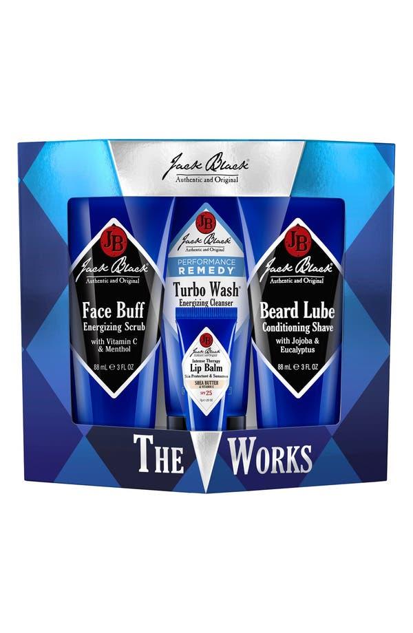 Alternate Image 2  - Jack Black 'The Works' Gift Set (Limited Edition)
