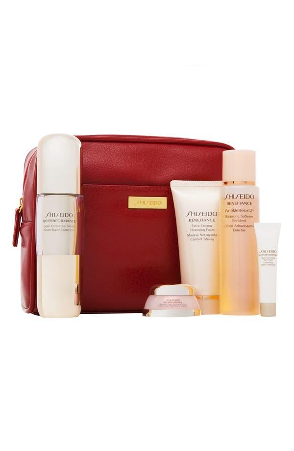 Main Image - Shiseido 'Youthful Complexion' Holiday Set ($180 Value)