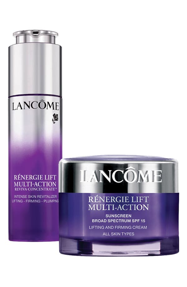 Alternate Image 1 Selected - Lancôme 'Rénergie Lift' Duo ($212 Value)