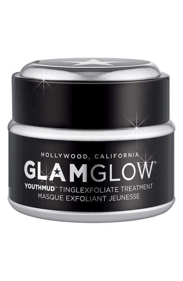 Alternate Image 1 Selected - GLAMGLOW® YOUTHMUD™ Tinglexfoliate Treatment