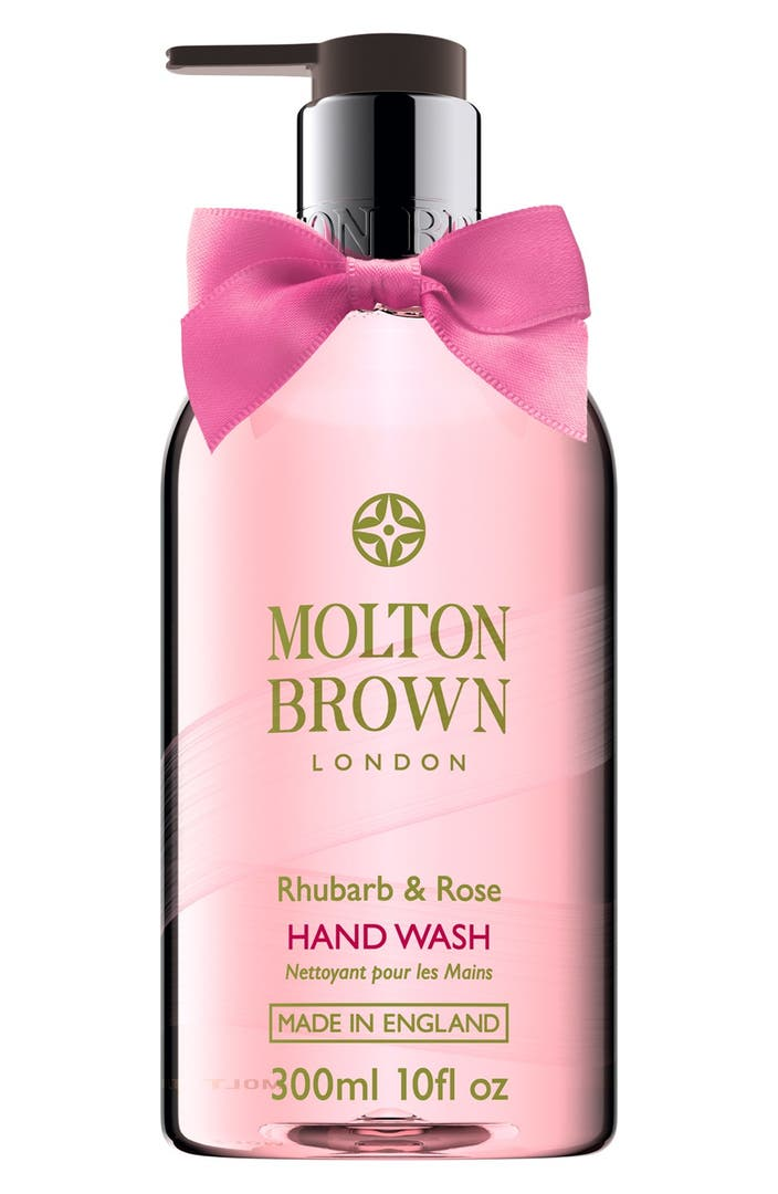 molton brown london 39 rhubarb rose 39 hand wash nordstrom. Black Bedroom Furniture Sets. Home Design Ideas