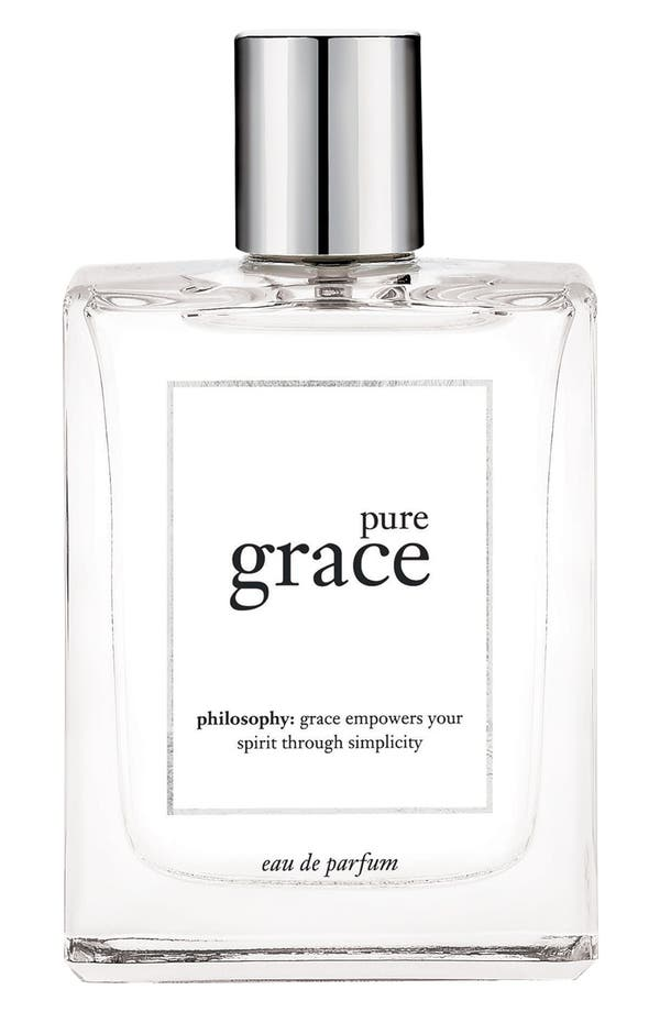 Alternate Image 1 Selected - philosophy 'pure grace' eau de parfum (Limited Edition)