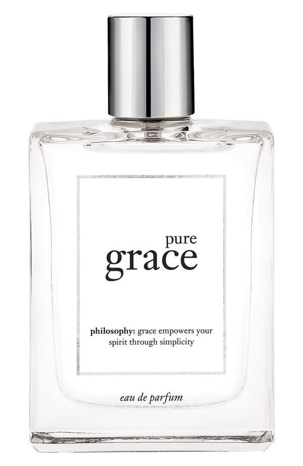 Main Image - philosophy 'pure grace' eau de parfum (Limited Edition)