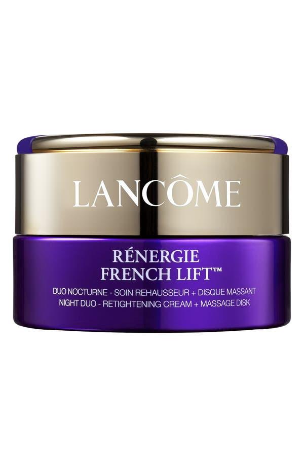 Alternate Image 1 Selected - Lancôme Rénergie Lift Multi-Action French Lift Retightening Moisturizer Cream