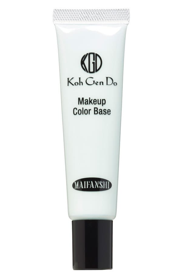 KOH GEN DO 'Maifanshi - Green' Makeup Color
