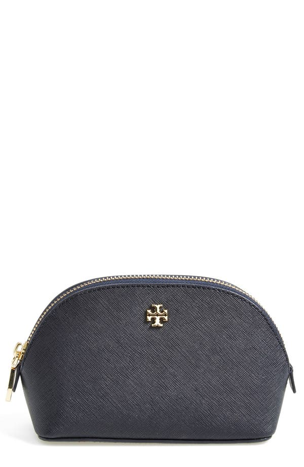 Main Image - Tory Burch 'Small York' Cosmetics Case