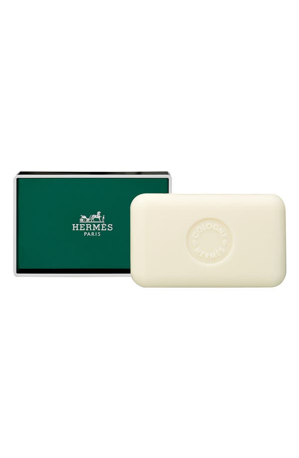 Alternate Image 2  - Hermès Eau d'orange verte - Perfumed soap