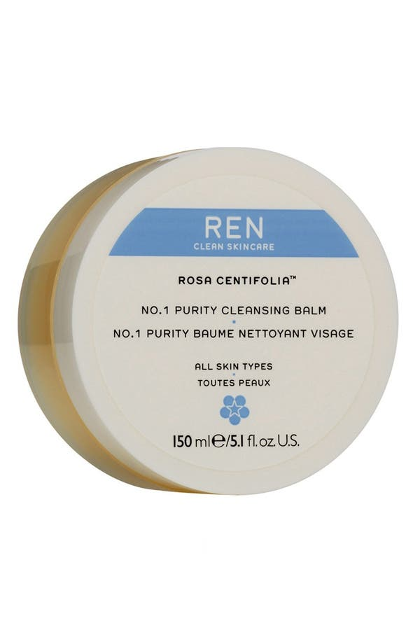 Alternate Image 1 Selected - SPACE.NK.apothecary REN Rosa Centifolia No.1 Purity Cleansing Balm